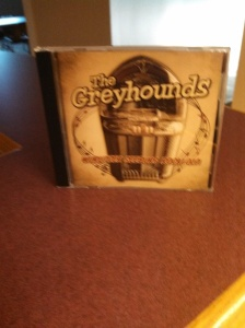 The Greyhounds album is available at the Pine Plains Library