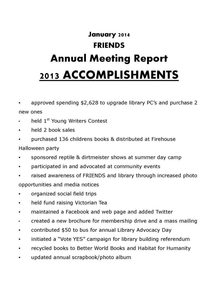 FRIENDS 2014 Goals and Accomplishments_Page_2