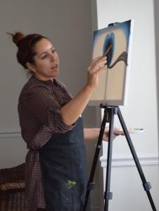 Eat Paint Love Georgia O'Keeffe10