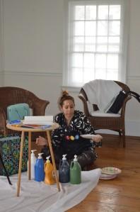 Eat Paint Love Georgia O'Keeffe4