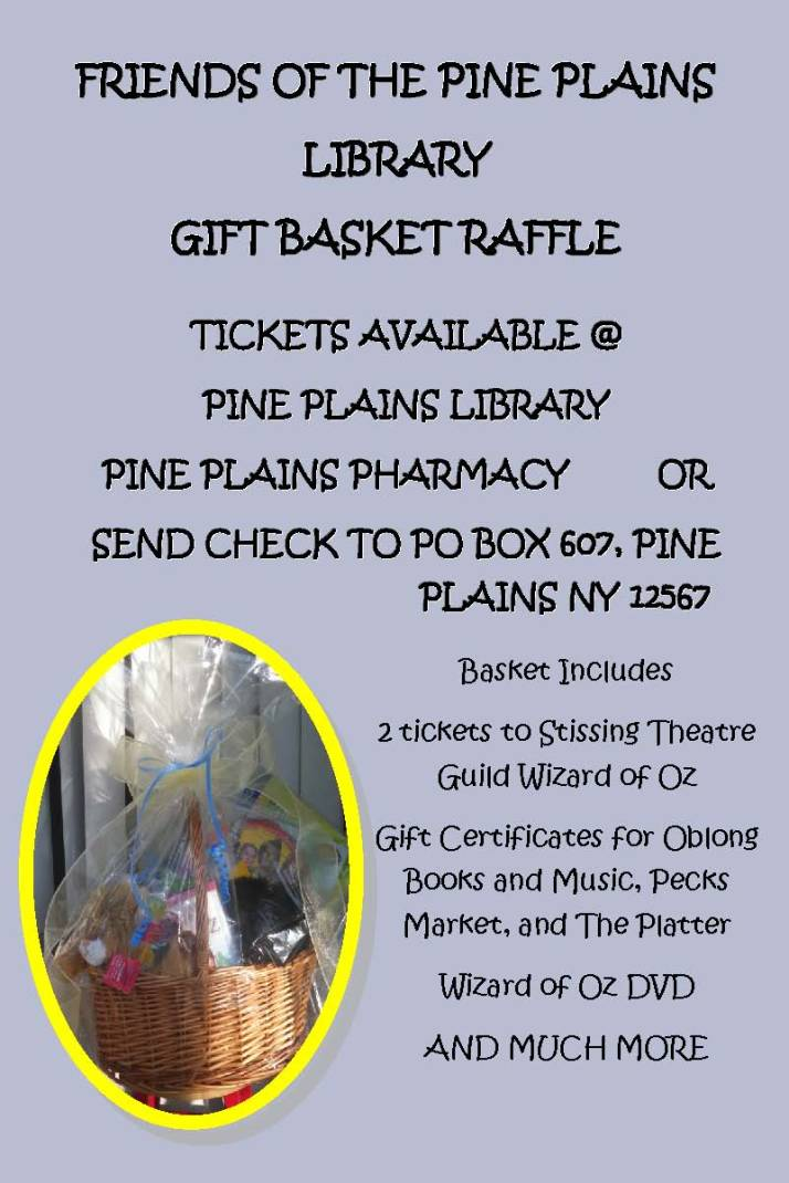 Wizard of Oz Basket Includes