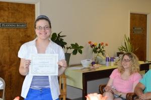 Emma Krasinski Honorable Mention Poetry Grade 9-12