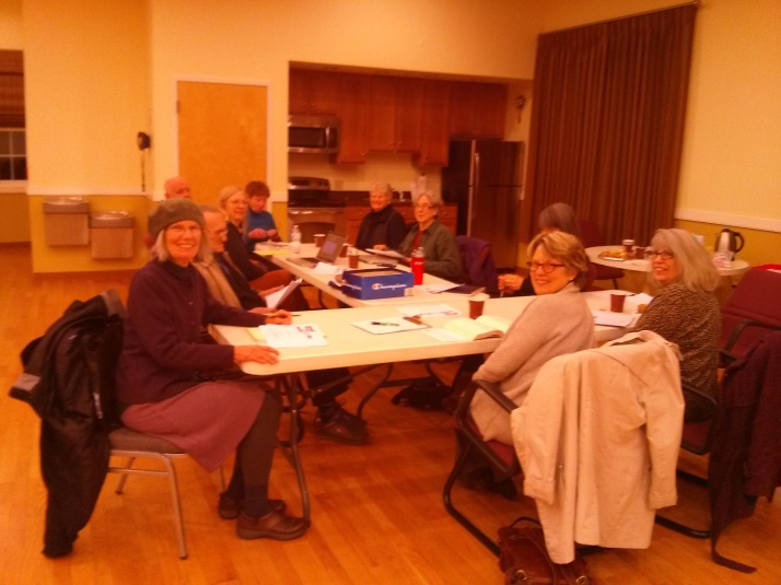 The first meeting of the Adult Writers' Group sponsored by the FRIENDS. Thank you to all those who attended, and thank you to Darrah Cloud who leads this group.