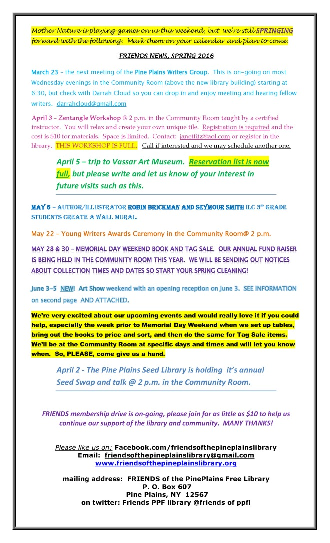 FRIENDS March 2016 newsletter_Page_1