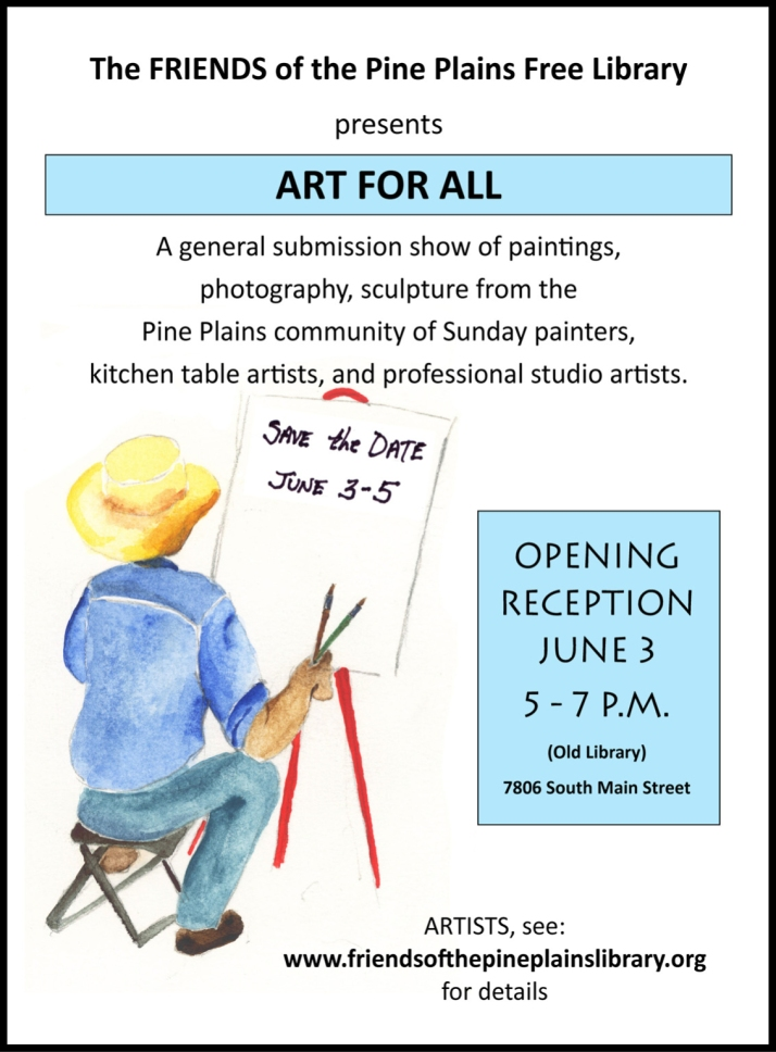 Postcard artist reception June 2016