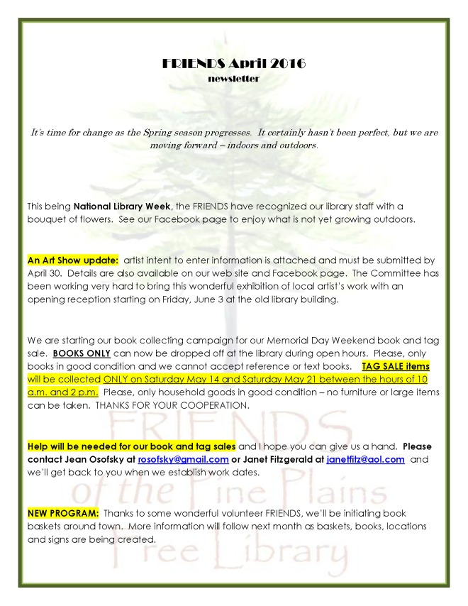 April 2016 newsletter_Page_1