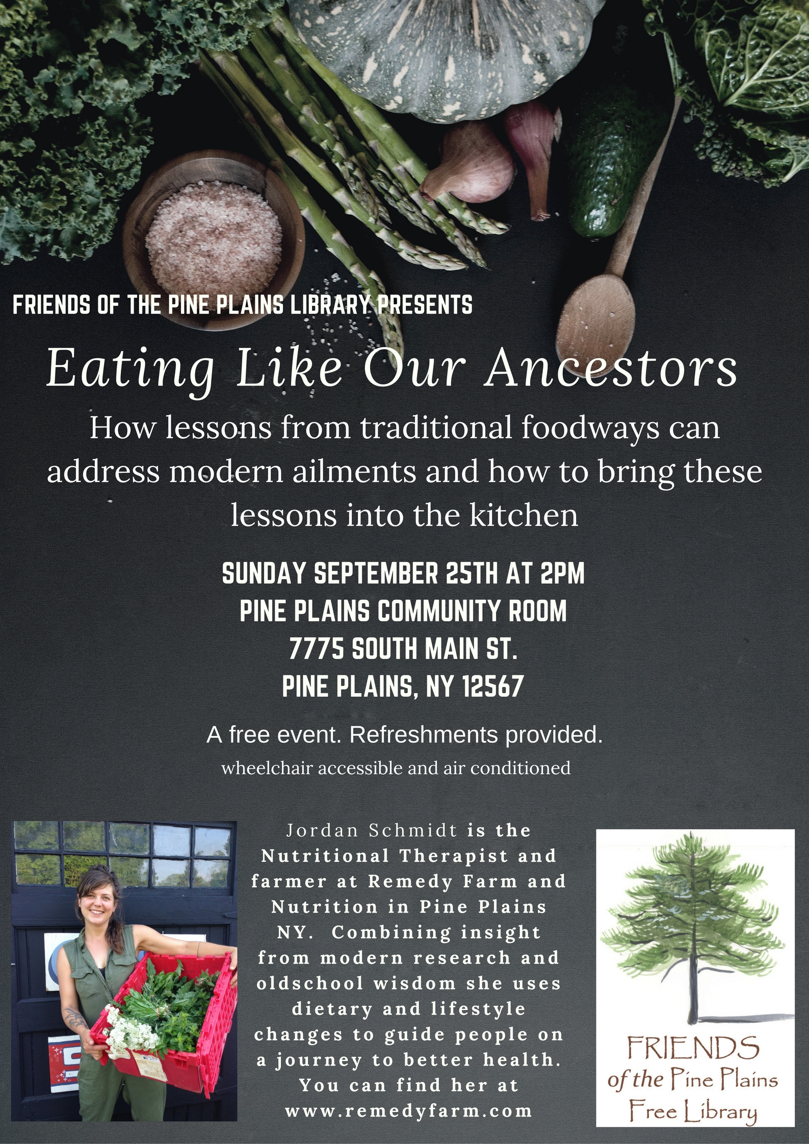 Eating Like Our Ancestors poster 2