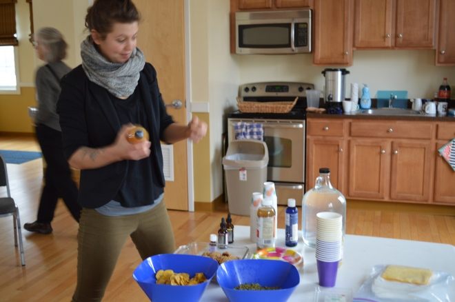 """Jordan Schmidt, Remedy Farm and Nutrition, enlightens us on """"The Digestive System, A Journey Through Our Inside Track - What Can Go Wrong and What We Can Do To Make It Right."""""""